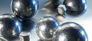 Esferas de zinco