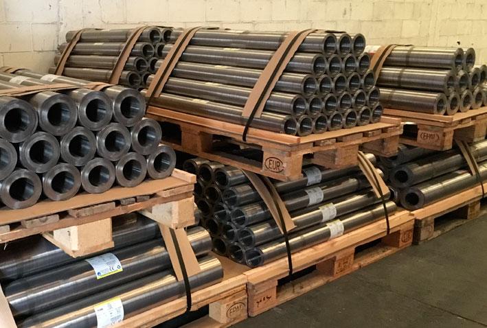 Caída en la exportación de metales debido a la pandemia.
