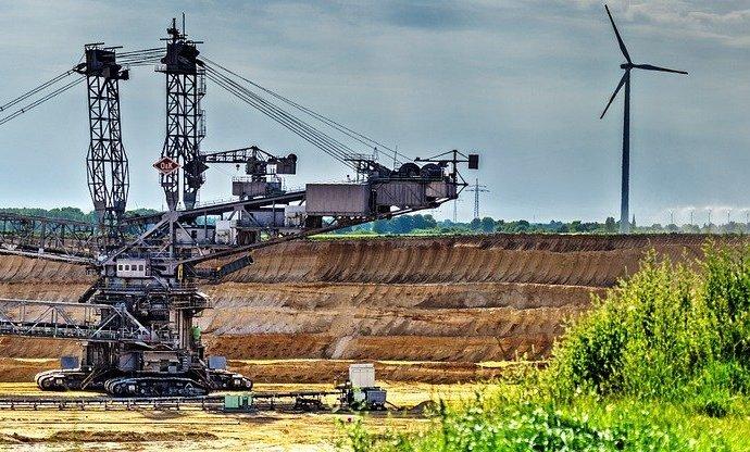 Aumento de producción de metales